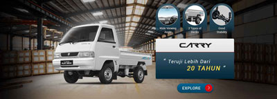 10. Suzuki Carry 1.5 Futura Pick Up