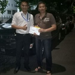Foto Penyerahan Unit 1 Sales Mareting Mobil Dealer Toyota Ody