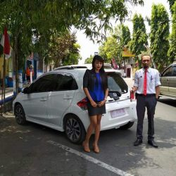 Foto Penyerahan Unit 13 Sales Marketing Mobil Dealer Honda Solo Wahyu