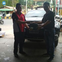 Foto Penyerahan Unit 3 Sales Marketing Mitsubishi By Surya