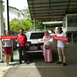 Foto Penyerahan Unit 4 Sales Marketing Mitsubishi By Surya