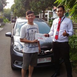 Foto Penyerahan Unit 6 Sales Marketing Mobil Dealer Honda Pondok Indah Adi