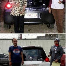 Foto Penyerahan Unit 7 Sales Marketing Mobil Dealer Honda Salatiga Irma