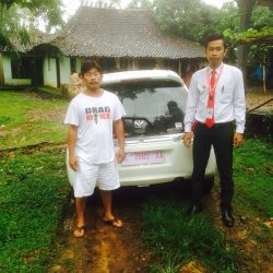 Foto Penyerahan Unit 9 Sales Marketing Mobil Dealer Mobil Honda Kudus Asif