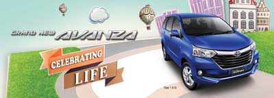 Grand New Avanza