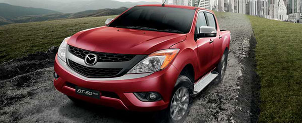 Mazda BT 50 Pro Double Cabin