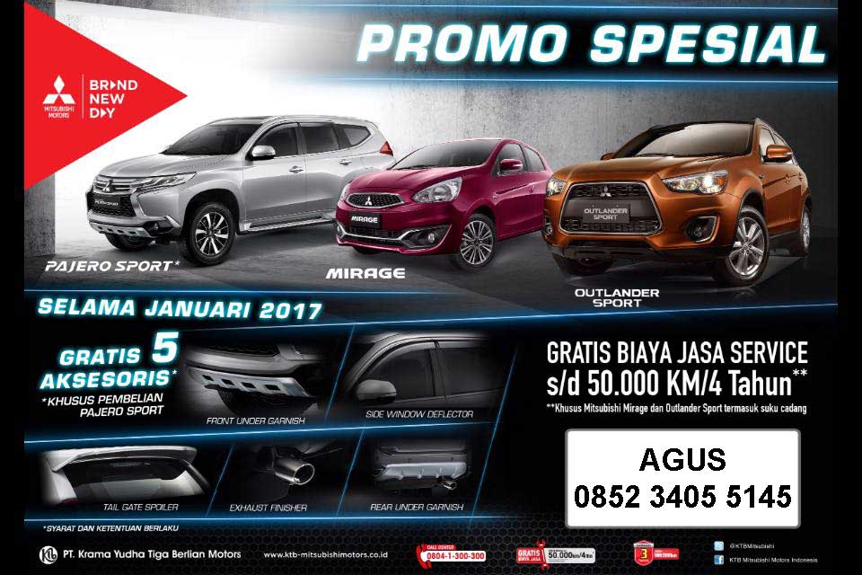 Promo Mitsubishi By Agus