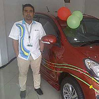 Sales Marketing Mobil Dealer Daihatsu Medan