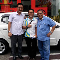 Sales Marketing Mobil Dealer Daihatsu Rembang Arif