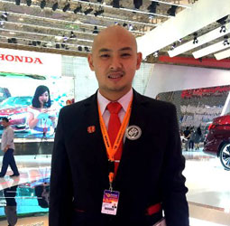 Sales Marketing Mobil Dealer Honda Tangerang Nashrul