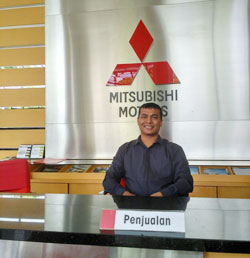 Sales Marketing Mobil Dealer Mitsubishi Banjarmasin Bara