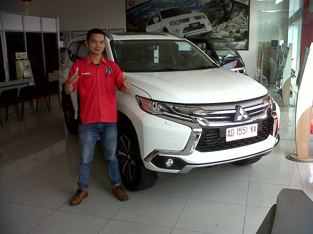 Sales Marketing Mobil Dealer Mitsubishi Sukoharjo Agus