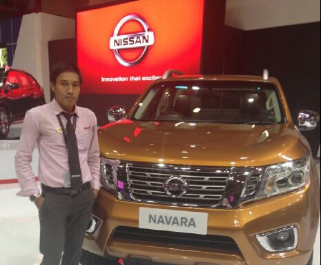 Sales Marketing Mobil Dealer Nissan Cibubur Sapta