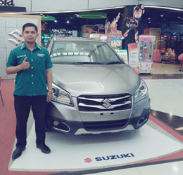 Sales Marketing Mobil Dealer Suzuki Banyuwangi Rastra