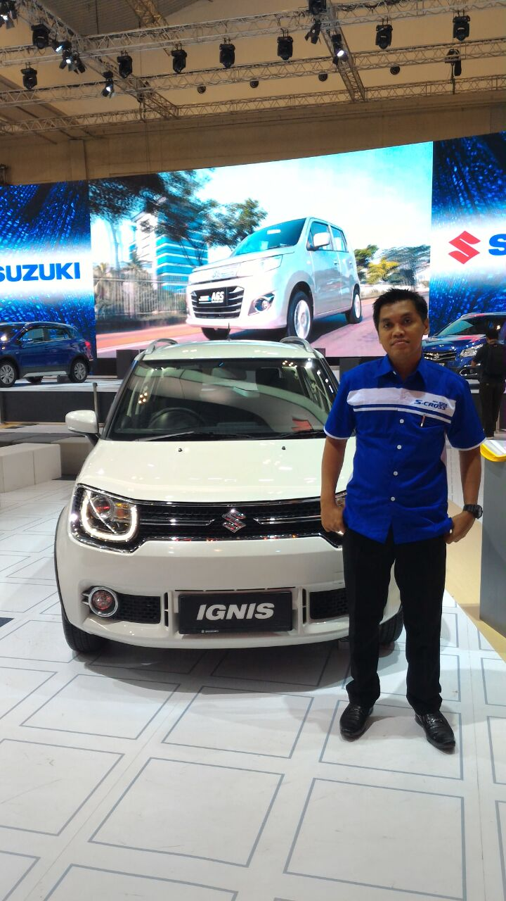 Sales Marketing Mobil Dealer Suzuki Pulogadung Agung