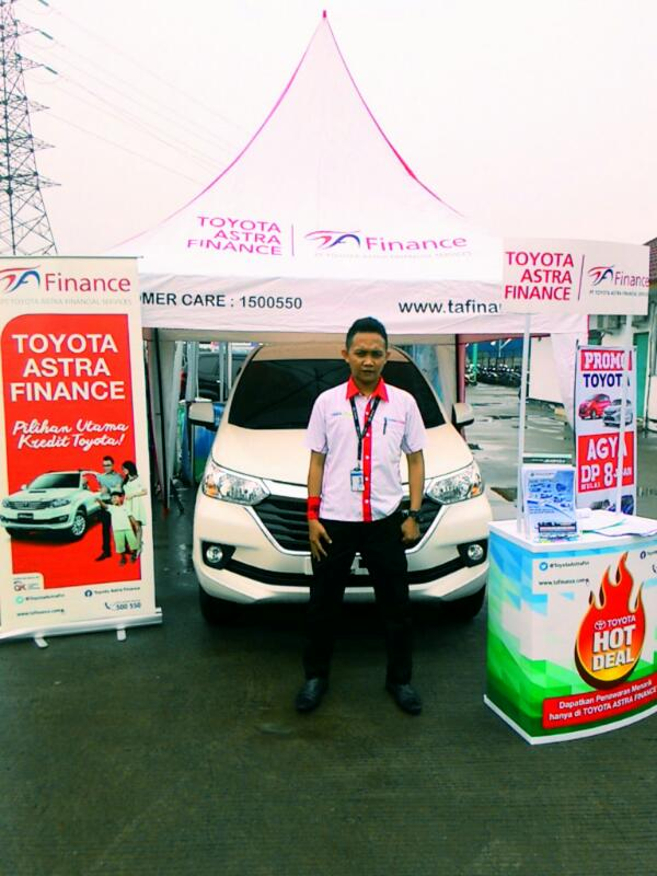 Sales Marketing Mobil Dealer Toyota Cikupa Sulton