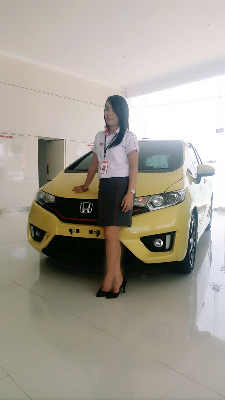 Sales Marketing Mobil Honda Jepara Fafa