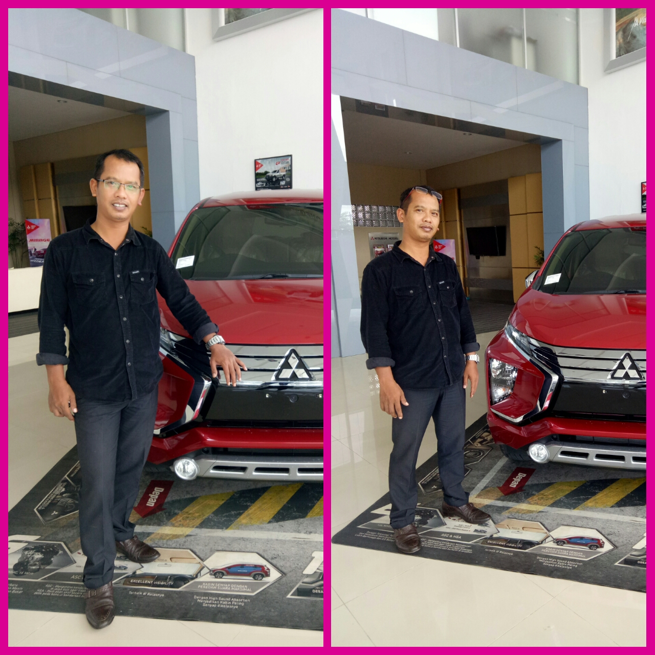 Sales Marketing Mobil Mitsubishi Fazza