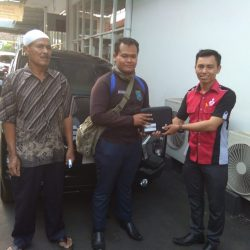 DO 2 Sales Marketing Mobil Dealer Mitsubishi Juhri