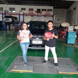 DO 4 Sales Marketing Mobil Dealer Mitsubishi Tari