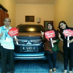 DO 2 Sales Marketing Mobil Dealer Mitsubishi Tina