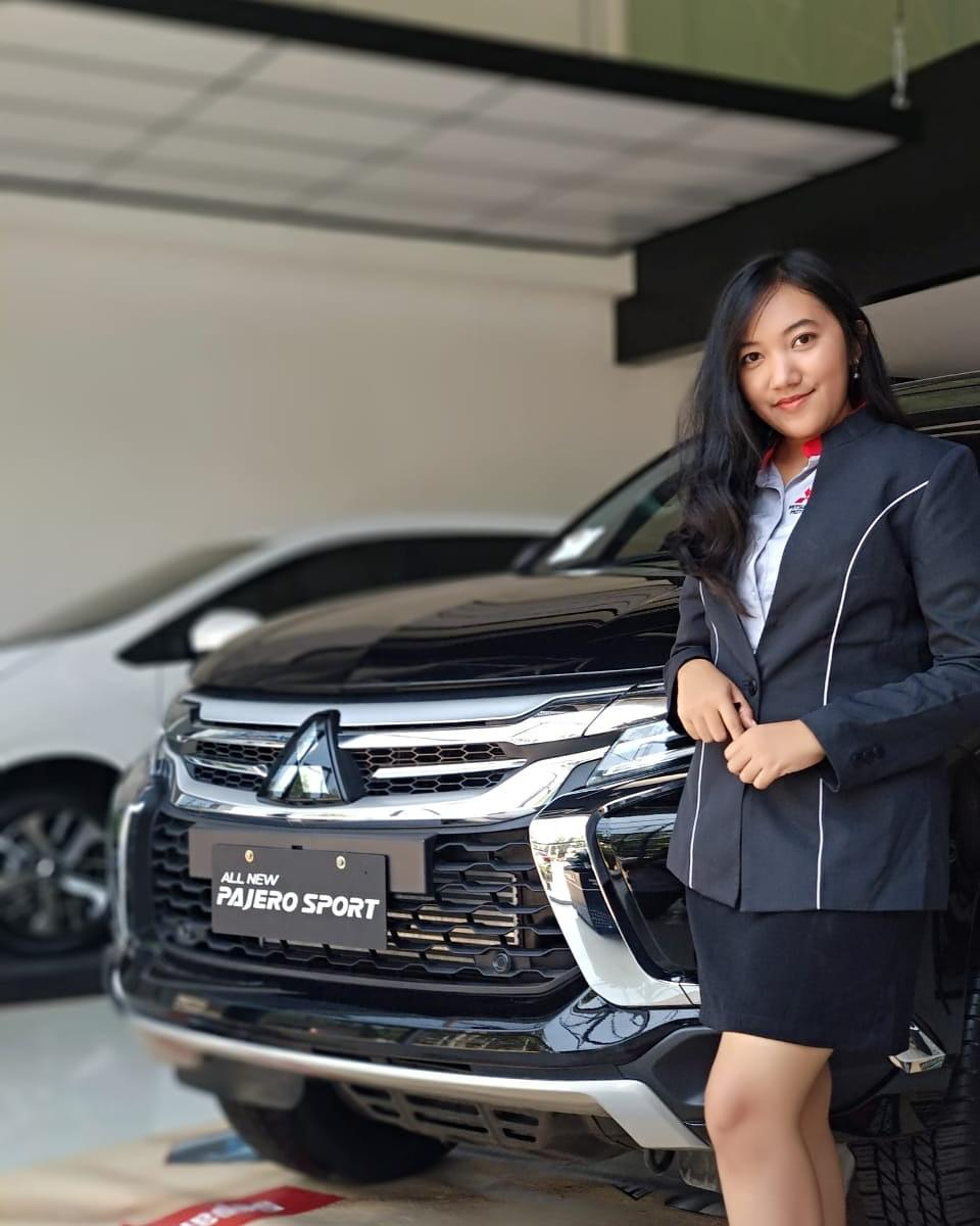 Sales Marketing Mobil Dealer Mitsubishi Ita