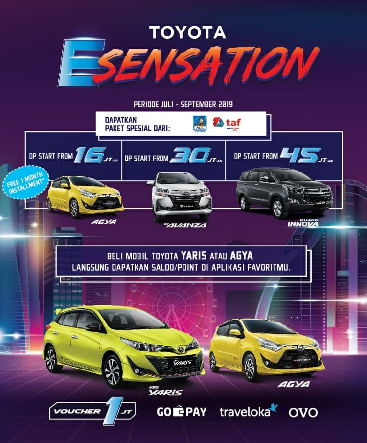 Promo Toyota By Lucky