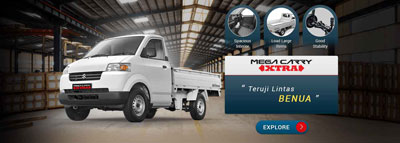 11. Suzuki Carry Xtra