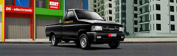 4. Isuzu Panther Pickup