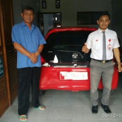 Foto Penyerahan Unit 1 Sales Marketing Mobil Dealer Honda Tuban Alib