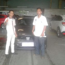 Foto Penyerahan Unit 1 Sales Marketing Mobil Dealer Mobil Honda Kudus Risky