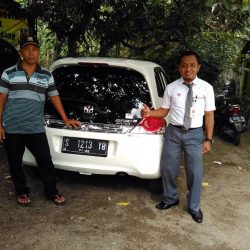 Foto Penyerahan Unit 13 Sales Marketing Mobil Dealer Honda Eko