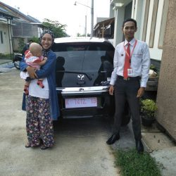 Foto Penyerahan Unit 2 Sales Marketing Mobil Dealer Mobil Honda Kudus Risky