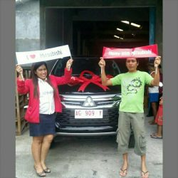 Foto Penyerahan Unit 5 Sales Marketing Mobil Dealer Mitsubishi Madiun Kunti