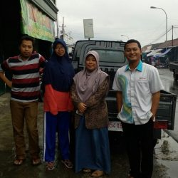 Foto Penyerahan Unit 8 Sales Marketing Mobil Dealer Daihatsu Solo Bowo