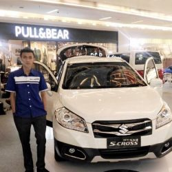 Foto Penyerahan Unit 8 Sales Marketing Mobil Dealer Suzuki Wisnu