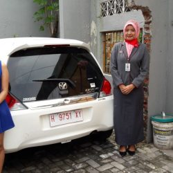 Foto Penyerahan Unit 9 Sales Marketing Mobil Dealer Honda Salatiga Irma