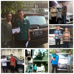 Foto Penyerahan Unit 9 Sales Marketing Mobil Dealer Suzuki Wisnu
