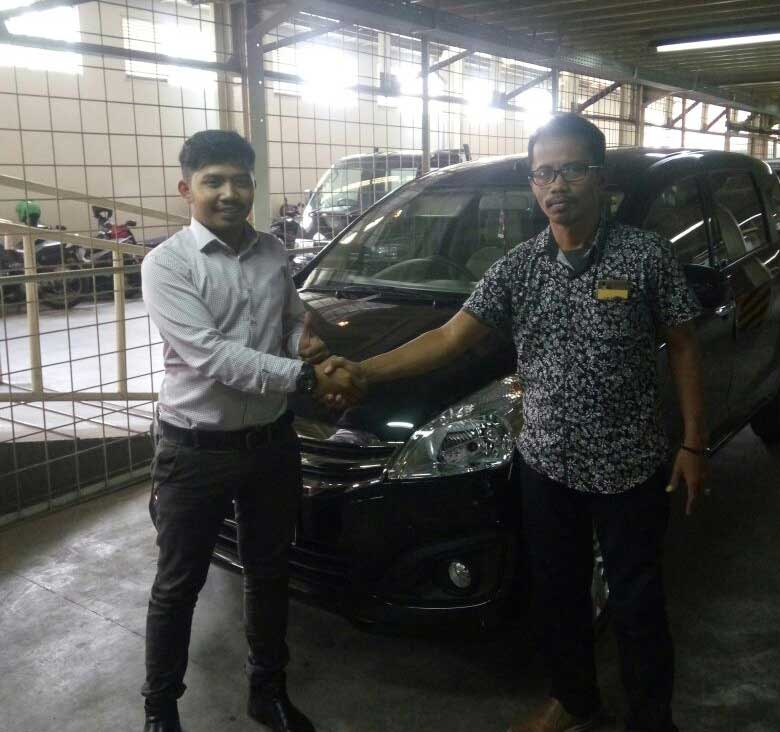 Sales MArketing Mobil Deales Suzuki Sidoarjo Hendro
