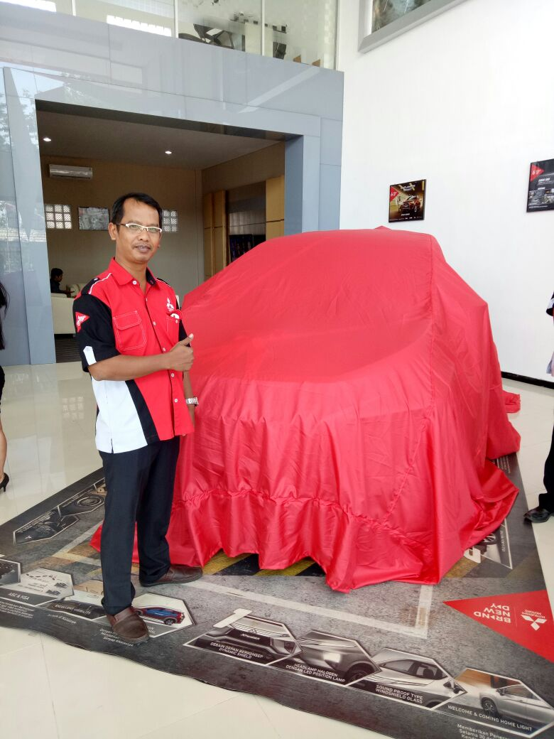 Sales Marketing Mitsubishi Pati Fazza