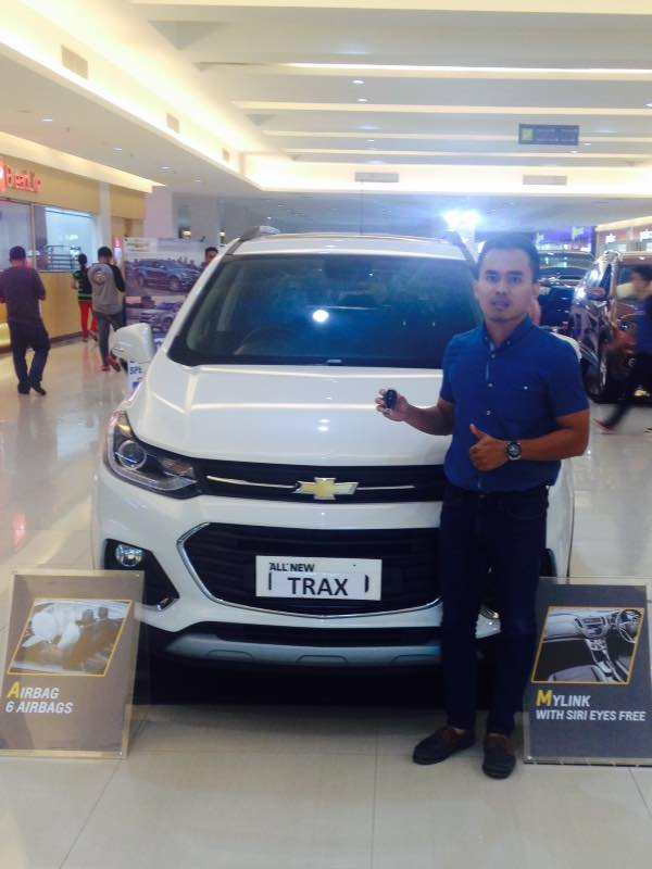 Sales Marketing Mobil Dealer Chevrolet Samarinda Yosuwa