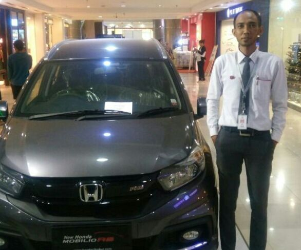 Sales Marketing Mobil Dealer Honda Cibubur Yudi