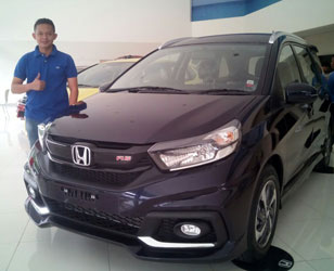 Sales Marketing Mobil Dealer Honda Cilegon Erwin