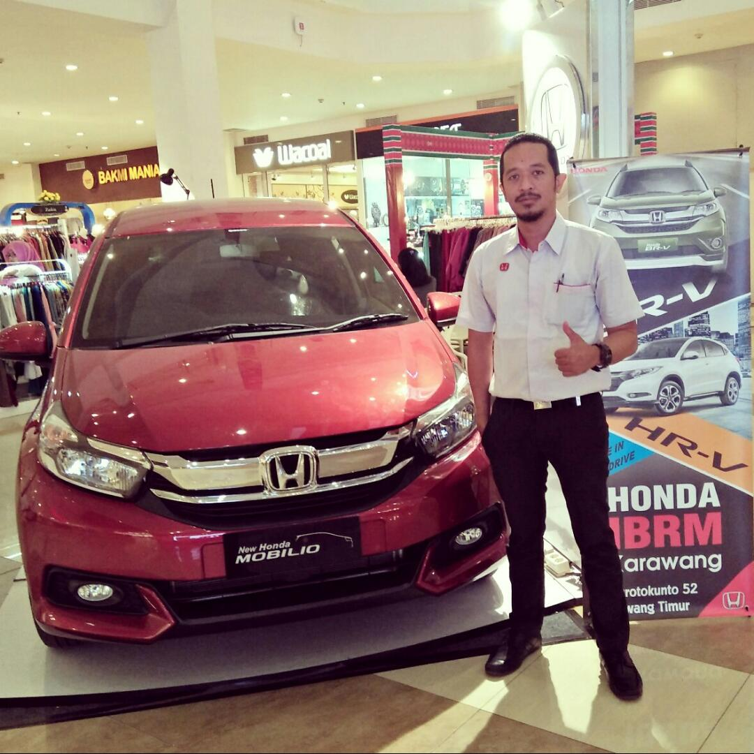 Sales Marketing Mobil Dealer Honda Subang Ryan