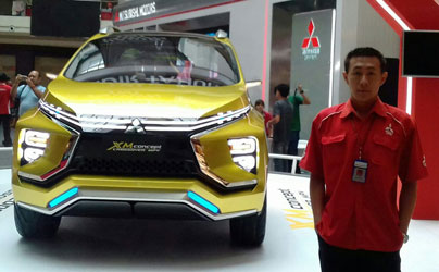 Sales Marketing Mobil Dealer Mitsubishi Magelang Andreas