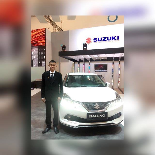 Sales Marketing Mobil Dealer Suzuki Wisnu