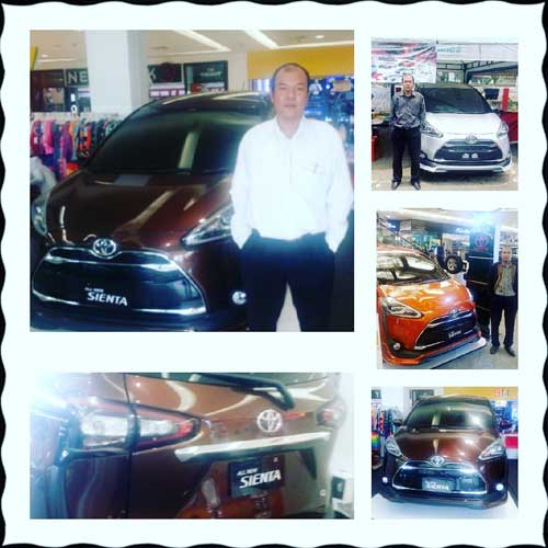 Sales Marketing Mobil Dealer Toyota Cibubur Jimmy