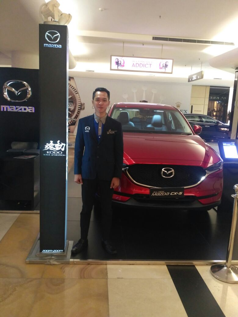 Sales Marketing Mobil Dealer Mazda Jaodetabek Dede