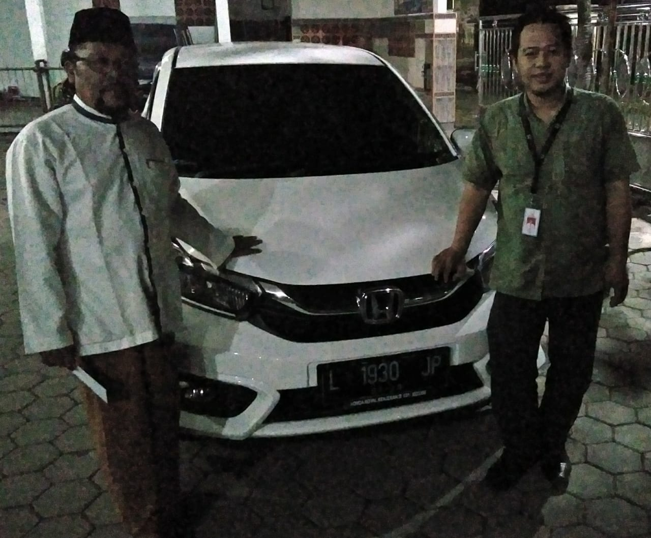 Sales Marketing Mobil Dealer Honda Jaka