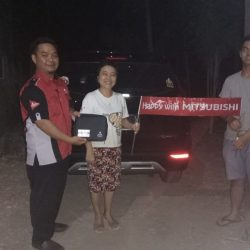 DO 2 Sales Marketing Mobil Dealer Mitsubishi Dimas